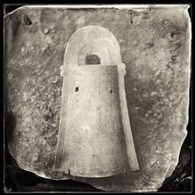 Ancient bronze bell