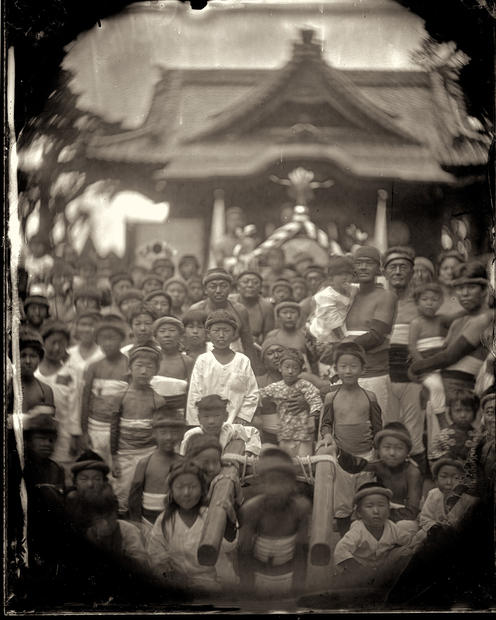The Festival, from the Boso Series
