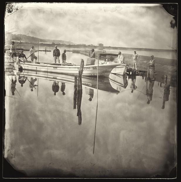 Calm fishermen #02