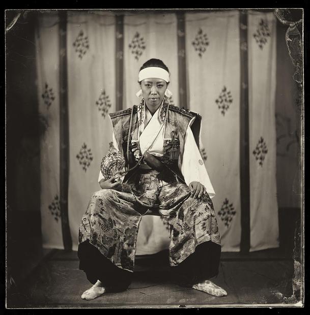 Soma Samurai #01
