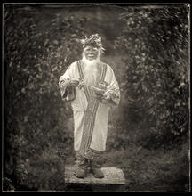 Ainu Elder #01
