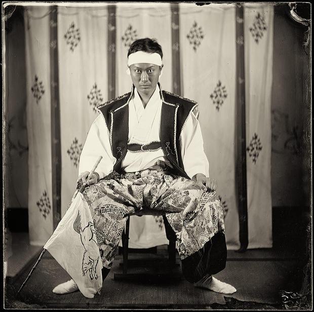 Soma Samurai #10