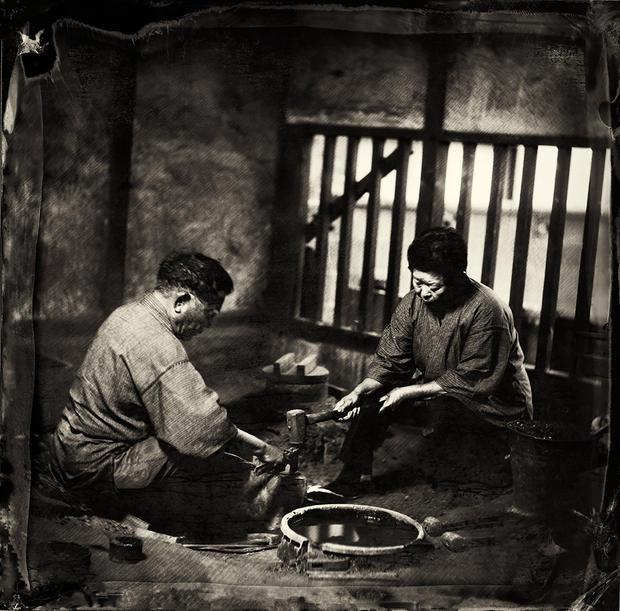 The Blacksmith Couple