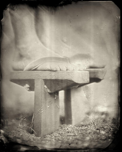 Feet, from the Boso Series