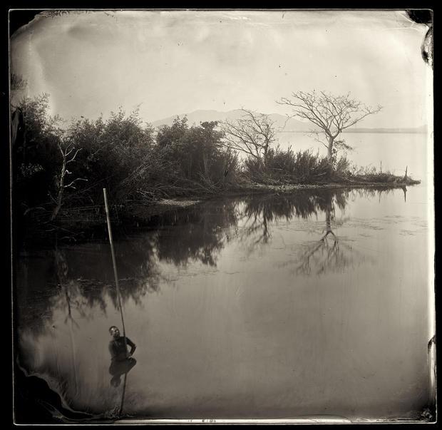 Clam fisherman #01