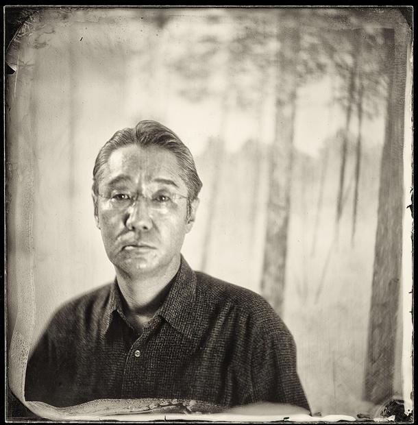 Yuji Tezuka, painter