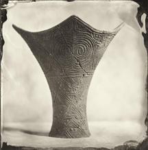 Jomon era pottery