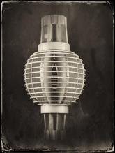 Paper lantern mold