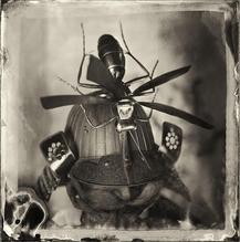 Samurai headwear #01
