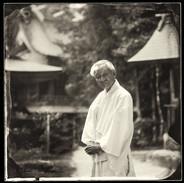 Tamatsukuri Shrine Priest, Shimane, 2019