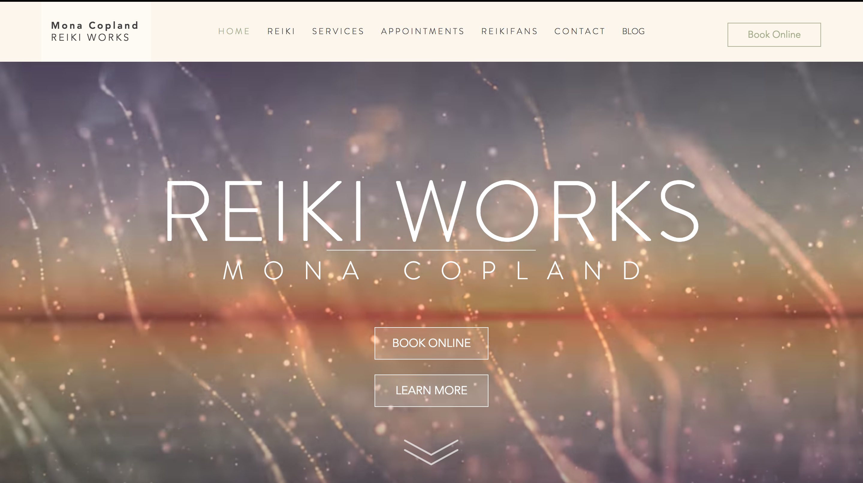 Reiki Works Website