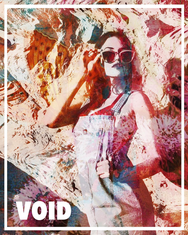 Natalie Poster Void