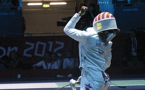 M. Lawrence Olympics 2012