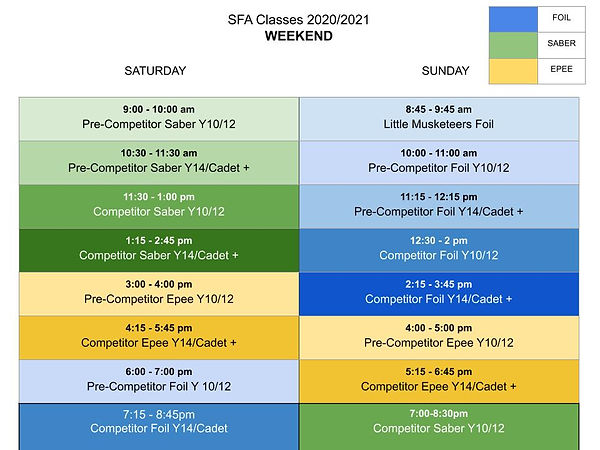 5 sfa weekend schedule.jpg
