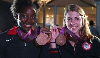 Alumn Maya Lawrence Olympics 2012