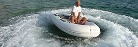 world lightest jet tender boat dinghy