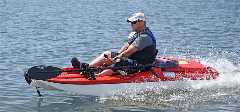 Aquanami Jetkayak GT fun and fast