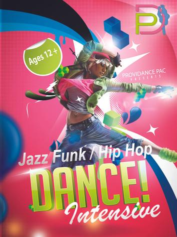 Age 12+ Jazz / Hip Hop Intensive