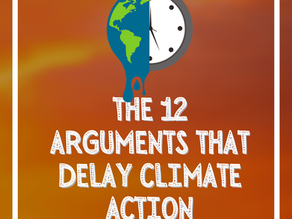 The 12 Arguments That Delay Climate Action
