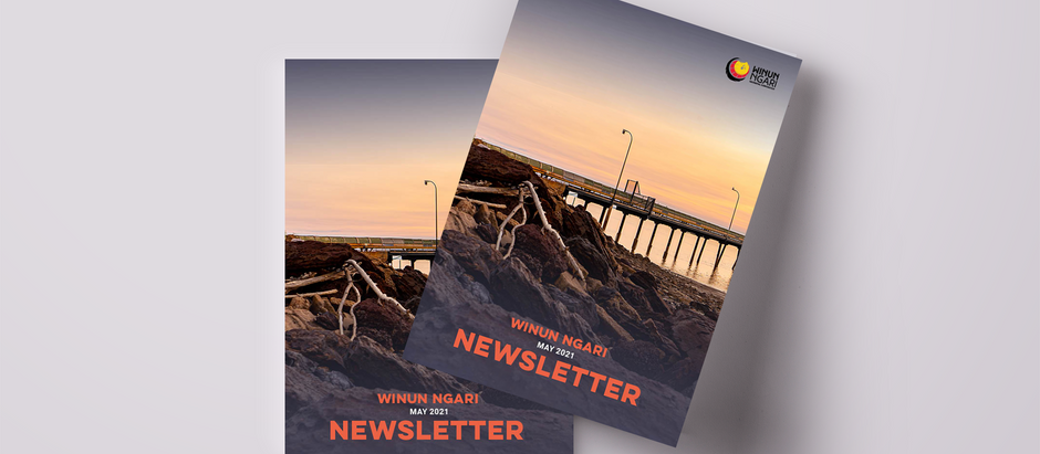 May Newsletter Out Now