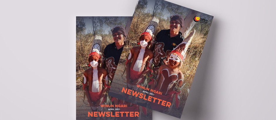 April Newsletter Out Now