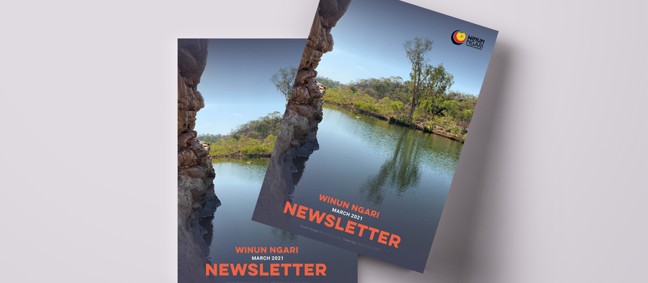 March Newsletter Out Now