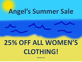 Angel's Summer Sale 2021
