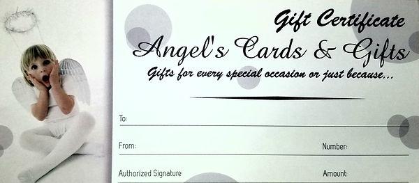 Angel's Gift Certificate Promo.jpg