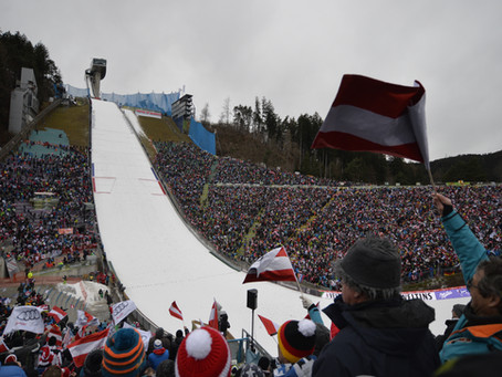 When will pre-sale start for the 69th Four Hills Tournament