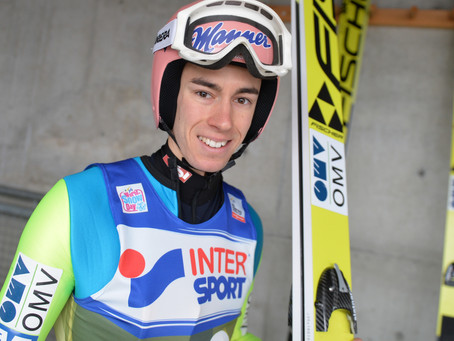 Stefan Kraft will compete at the 4 Hills Tournament
