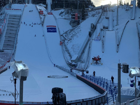 Team Poland back on at the Four Hills