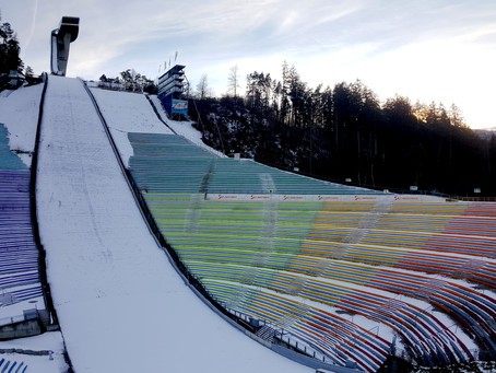 No spectators at this year's Four Hills Tournament