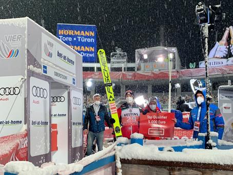 Philipp Aschenwald wins Qualification in Oberstdorf