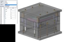 5.Extendable Mold Base & Standard Parts