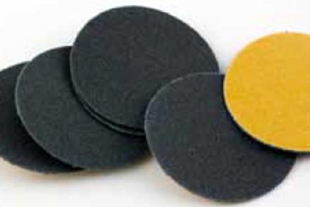 Abrasive discs ROTAFLEX, self-adhesive, silicon carbide, Ø 30 mm, grit 1000, CPC