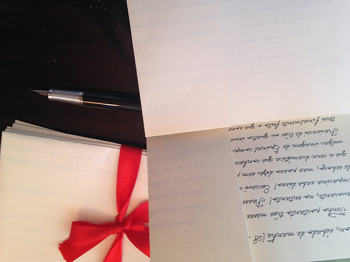 Lettre à Henri Cazalis {Stéphane Mallarmé}