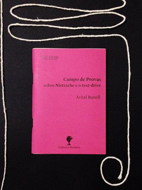 Campo de Provas: sobre Nietzsche e o test-drive
