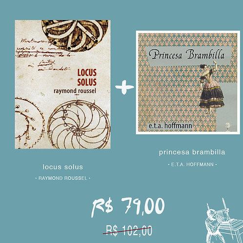 Locus solus + Princesa Brambilla