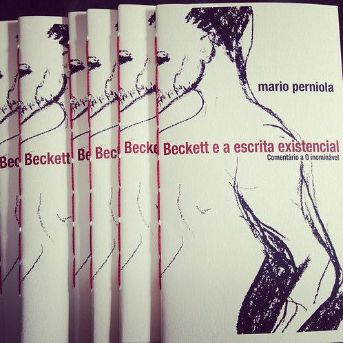 Beckett e a escrita existencial: comentário a O inominável