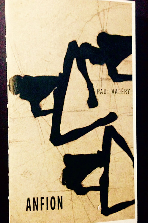 Anfion | Paul Valéry