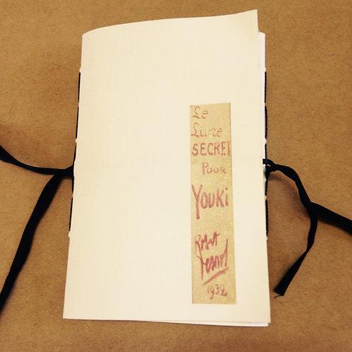 O livro secreto para Youki [Robert Desnos] - bilingue