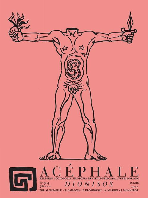 Acéphale n.3-4 [Dionisos]
