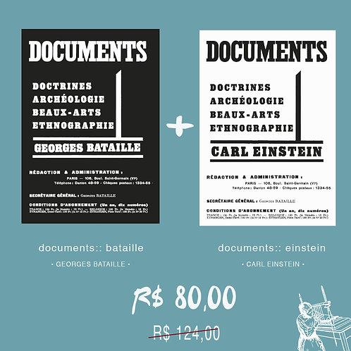 Documents: Carl Einstein+ Documents: Georges Bataille