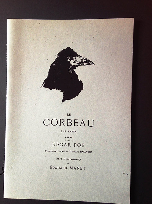 Le corbeau /The raven [Edgar Allan Poe/Stéphane Mallarmé]