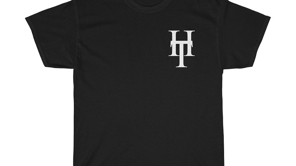 HeadTurners VSR Support White Unisex Heavy Cotton Tee