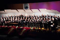 Huntington Men'sChorus Fall Concert2013   #36  12-7-13  ByGregCatalano