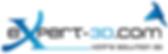 expert 3D logo