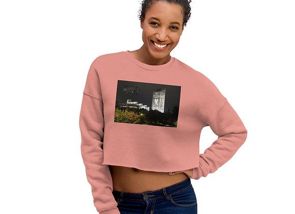 MELNYTOUGH_LINPARK Crop Sweatshirt