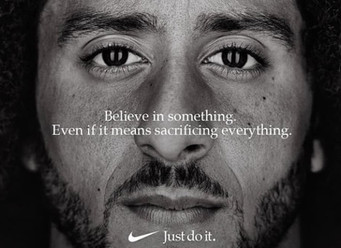 Just Do It: Nike & Kaepernick