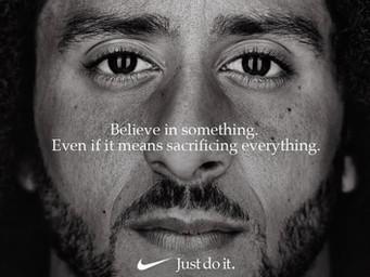 Just Do It: Nike & Kaepernick